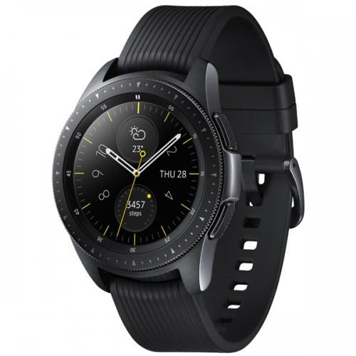 Samsung Galaxy Watch 42 мм Midnight Black, черный