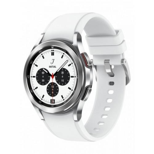 Смарт-часы Samsung Galaxy Watch4 Classic 42mm серебристый