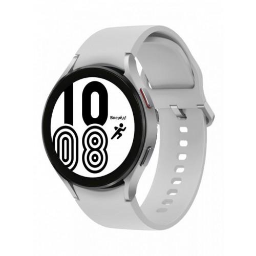 Смарт-часы Samsung Galaxy Watch4 44mm серебристый