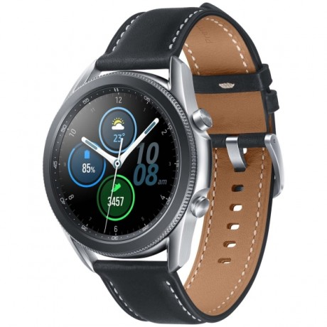 Samsung Galaxy Watch 3 45 мм (серебристый)