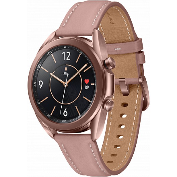 Samsung Galaxy Watch 3 41 мм (золотистый)