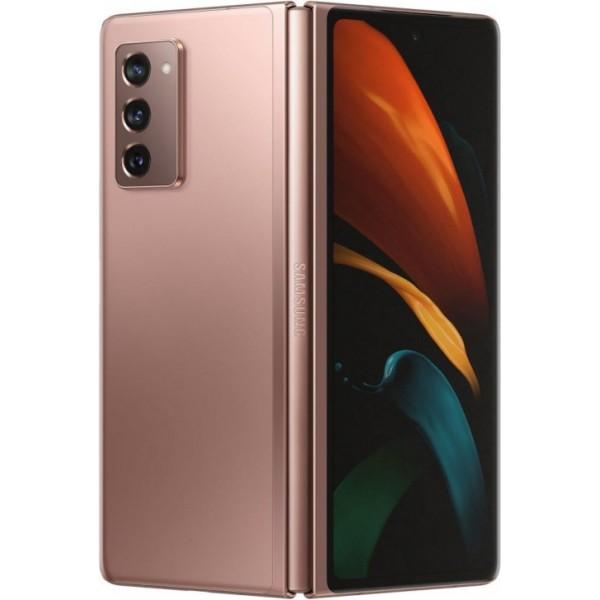 Samsung Galaxy Z Fold2 (бронзовый) фото