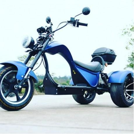 Электробайк CityCoco Skyboard Trike Chopper 3000