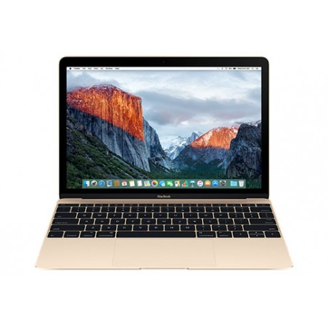 "Apple MacBook 12"" Retina Intel Core m3 1.2 GHz 8Gb, 256Gb SSD, Intel HD Graphics 615 ""MNYF2"" (Золотой) (2017)"