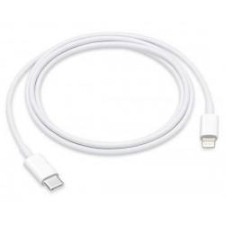 Кабель Apple, USB-C/Lightning 1м, Оригинальный