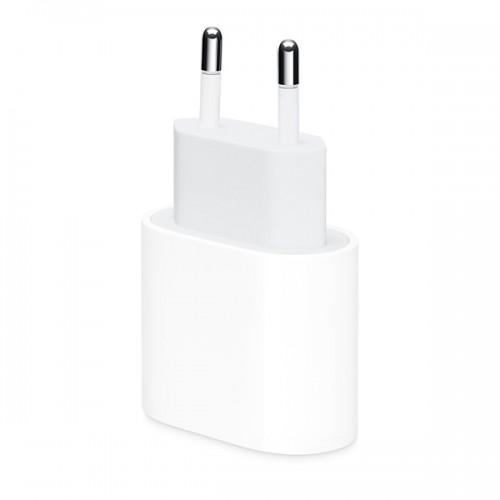 Сетевое зарядное устройство Apple USB-C мощностью 20 Bт (MU7V2ZM/A)