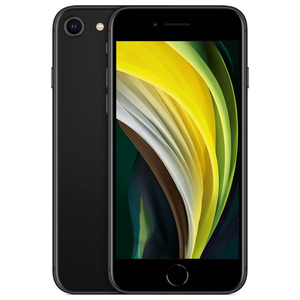 Apple iPhone SE 2020 128GB Black (Черный) фото