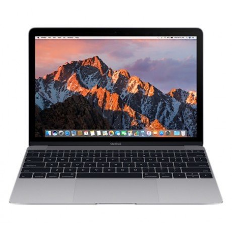 "Apple MacBook 12"" Retina Intel Core m3 1.2 GHz 8Gb, 256Gb SSD, Intel HD Graphics 615 ""MNYF2"" (Темно Серый) (2017)"