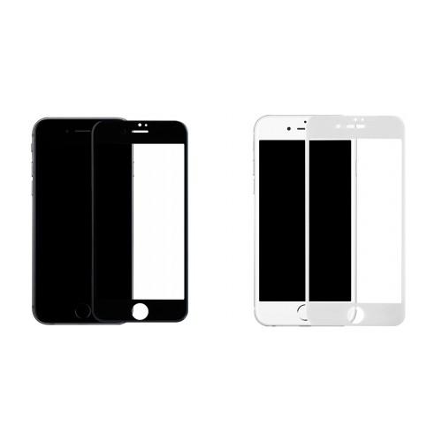 Полноразмерное защитное стекло 5D для iPhone 7/8.