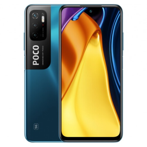 Xiaomi Poco M3 Pro 64GB/4GB (Синий)