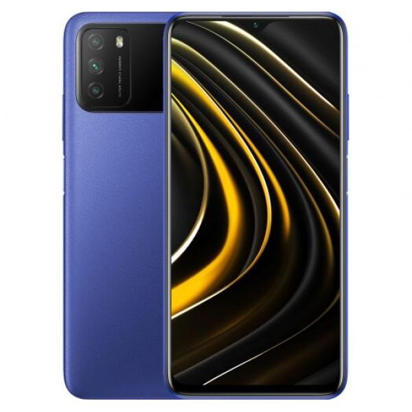 Xiaomi Poco M3 64GB/4GB Blue (Синий)