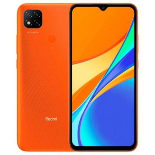Xiaomi Redmi 9C NFC 32GB (оранжевый)